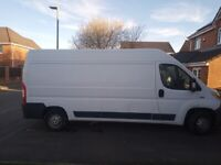 House Removals, House clearance, Man and van for hire and courier/delivery service