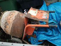 110v minibelle 140 cement mixer