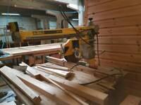 2 dewalt cross cut saws