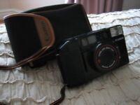 Canon Sure Shot 35mm camera