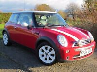 !!12 MONTHS MOT!! 2004 MINI COOPER CHILLI / FULL SERVICE HISTORY / CONTRASTING RED INTERIOR /