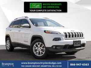 2016 Jeep Cherokee NORTH EDITION|4WD|PROXIMITY KEY|REMOTE START|