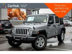 2018 Jeep Wrangler New Car Sport 4x4|LED.PowerConvi.Pkgs|Sat.Rad