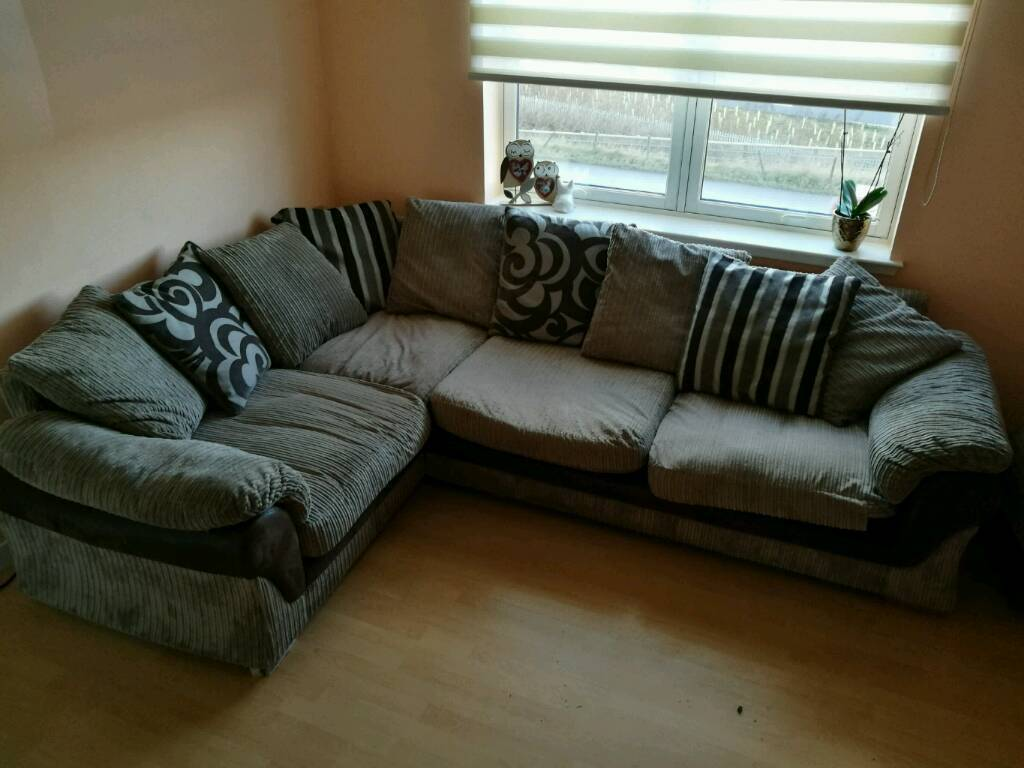 Large Corner Sofa Bed For