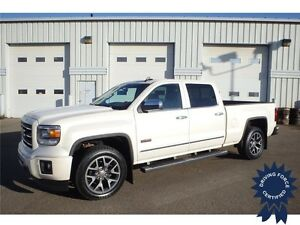 2015 GMC Sierra 1500 SLT All Terrain - Dual Zone A/C, 41,783 KMs