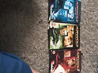 Airwolf dvds