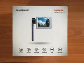 Toshiba camcorder