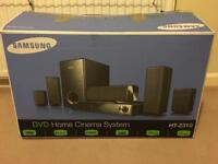 Samsung DVD Home Cinema System