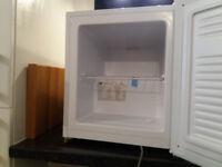 Freezer, table top freezer. Hardly used. £30.