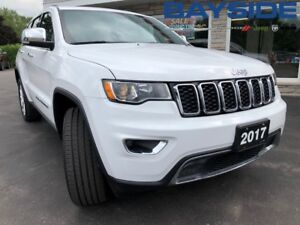 2017 Jeep Grand Cherokee Limited | 4x4 | BLUETOOTH