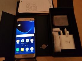 Hi i have for sale is samsung s7 edge in gold 32gig on locked to vodafone