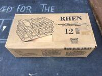 IKea RHEN Wine Rack