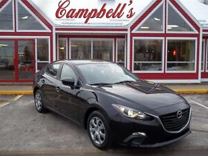 2014 Mazda MAZDA3 GX-SKY!! NEW BODY STYLE!! AIR!! CRUISE!! VOICE