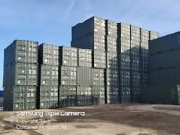 New Shipping Containers FOR SALE from £1900 + vat Nationwide Delivery