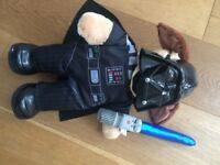 Build a bear Star Wars Clothes