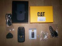CAT B25 RUGGED MOBILE PHONE