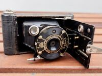 Kodak Vest Pocket Model B Bellows Camera