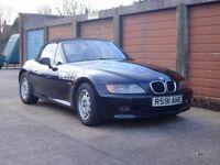 BMW Z3, 1998, Auto Trans