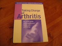 TAKING CHARGE OF ARTHRITIS