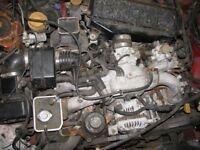 Subaru Impreza Turbo 2000 EJ20 2.0 Turbo Engine