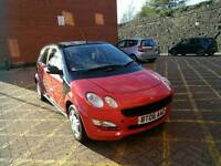 Great condition smart forfour 06 plate. Ideal Christmas gift, perfect first car. Low mileage.