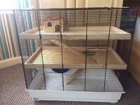 Big cage for hamsters, mice