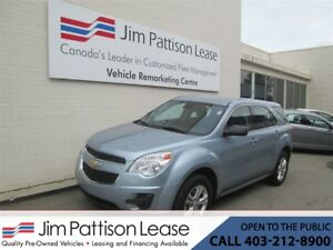 2014 Chevrolet Equinox 2.4L AWD LS w/ On Star Hands Free Calling
