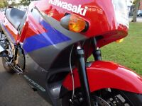 KAWASAKI GPX 600 R . (Classic )