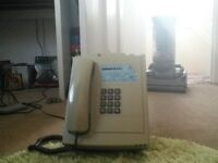 Solitare 2000 payphone with keys.