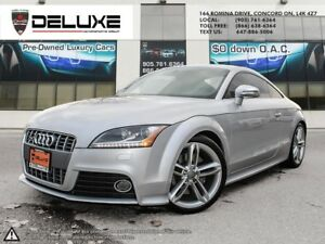 2009 Audi TTS 2.0T TTS Premium Cpe Quattro 2.0T $0 Down OAC