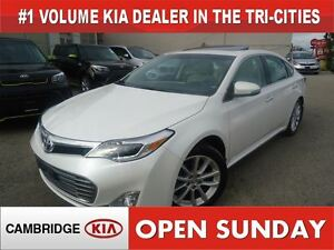 2014 Toyota Avalon Limited / NAV / ROOF / 34KM