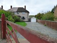THREE BED FAMILY HOME IN ORPINGTON. NEWLY PAINTED AND CARPETED WITH MODERN KITCHEN AND BATHROOM.
