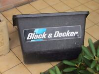 Black and Decker Lawnraker Lawn Rake Scarifier grass or moss Collection Bin for possibly for LR400