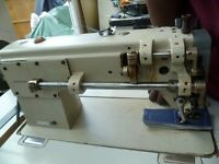 Highlead Industrial WALKING FOOT TOP & BOTTOM FEED machine Model GC0318-1