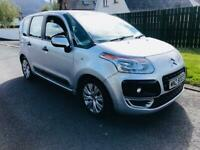 2009 Citroen c3 Picasso VTR+ may px swap