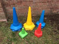 Kids Play Traffic / Sports Cones
