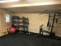 Personal Trainer & Nutritionist in Private Studio or Home **FREE TRIAL**