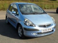 2004 Honda Jazz 1.4 i-DSI SE Sport CVT-7 5dr LOW MILEAGE, AUTO AUTOMATIC CHEAP USED CARS LEICESTER