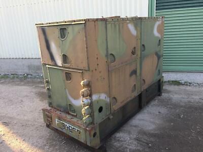 Generator Military 45kw John R Hollngsworth Jhdx45a