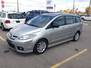 2007 Mazda MAZDA5 GS, 7-Pass, 4 Cyl Great on Gas, Very Clean and London Ontario image 2