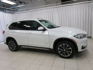 2018 BMW X5 BEAUTIFUL!! 35i x-DRIVE AWD LUXURY SUV w/ HEATED L