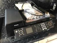 Epsom stylus DX9400F printer scanner fax and 12 inks