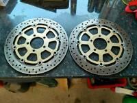 Gsxr 750 Front Brake Discs
