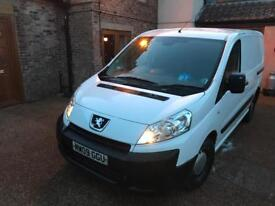 Peugeot expert professional 1.6 hdi only 87,000 miles