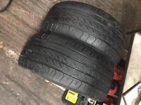 225/40/18 joyrun sport rx6 tyres x2