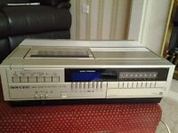 Betamax video cassette recorder