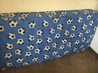 Spring mattress 90x190cm, never used for sleeping