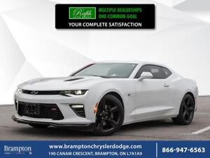 2018 Chevrolet Camaro 2SS| LOW KMS | 1 OWNER TRADE-IN