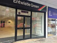 Shop to let in Bolton town centre