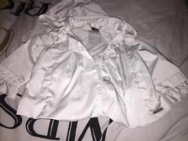Designer Baby coats 0-6 months